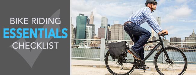 bike riding essentials
