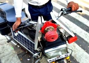 Hybrid Bike indraj gurjar jaipur