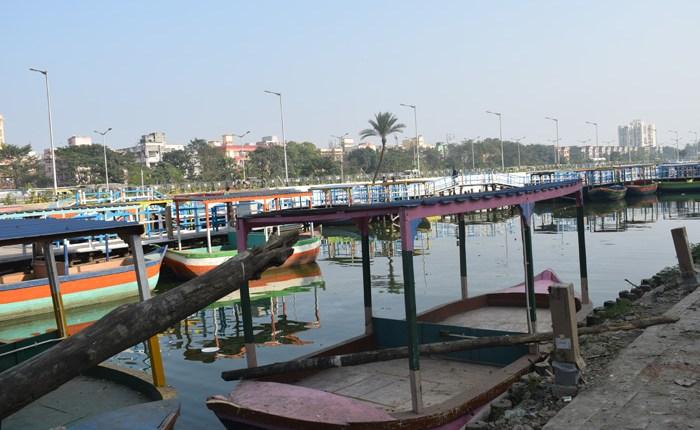 eco-friendly floating market bangkok kolkata