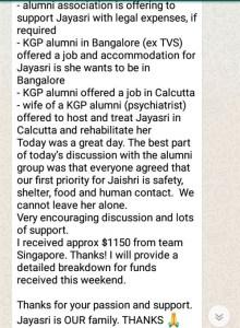 iit kharagpur alumni seattle iitian jayasri