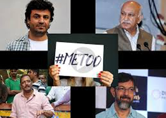 #MeTooIndia sexual harassment