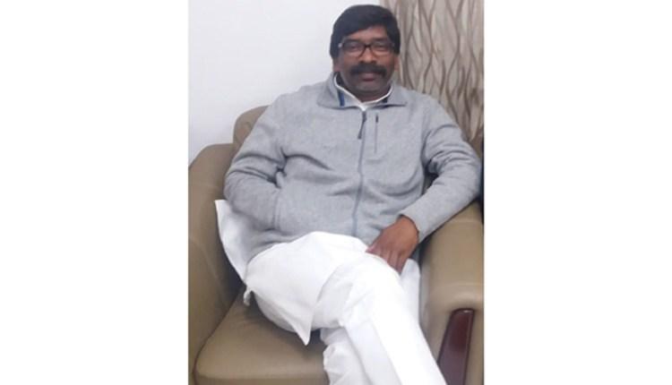 Hemant Soren jharkhand bjp scam