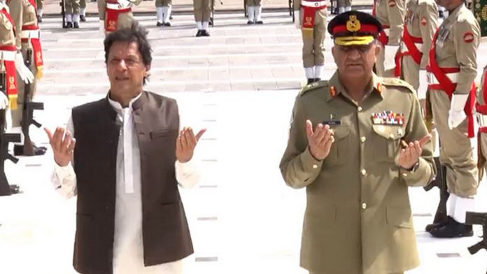 imran khan pakistan's supreme court Army Chief Qamar Javed bajwa PTI