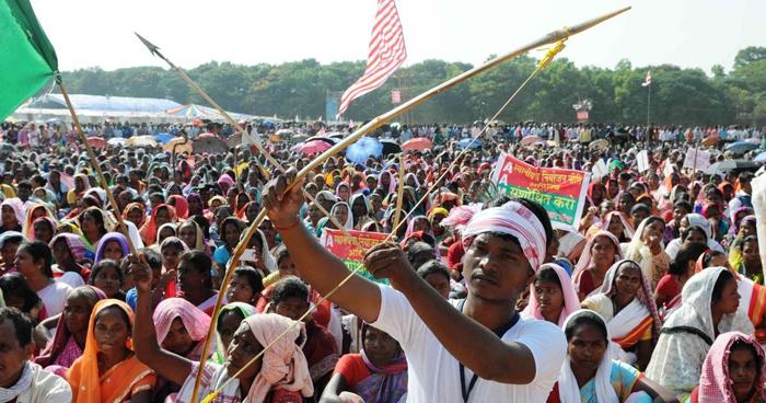 आदिवासी संस्कृति आदिवासियों झारखंड CAA-NRC-NPR धर्म भारत डिटेंशन सेंटर