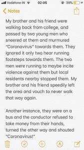 Shillong kolkata coronavirus racism covid19