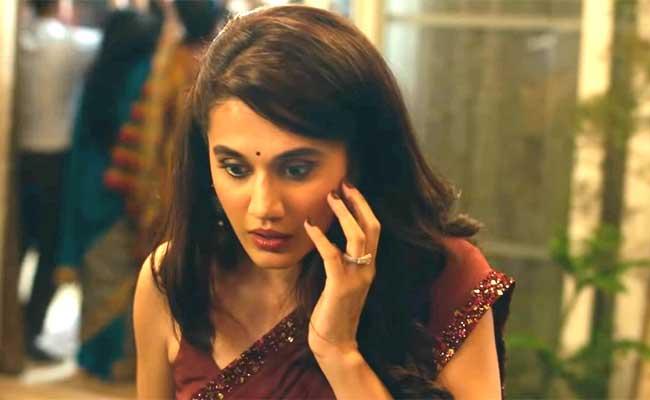 thappad movie women's day misogynist feminist Taapsee Pannu Anubhav Sinha