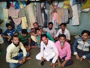 corona in dharavi mumbai jharkhand migrants workers maharashtra