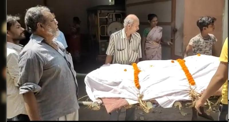 हिन्दू मुस्लिम बंगाल बीरभूम अंतिम संस्कार