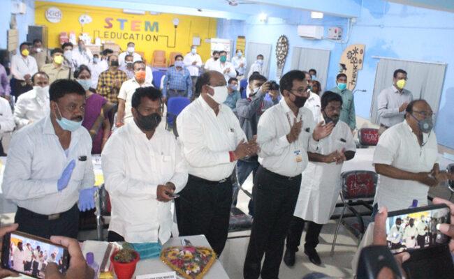online teaching education govt school students government Giridih Jharkhand