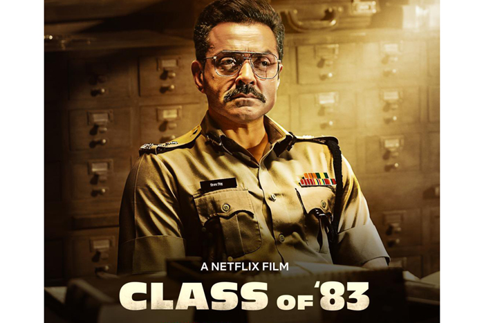 Class'of '83 bobby deol bombay