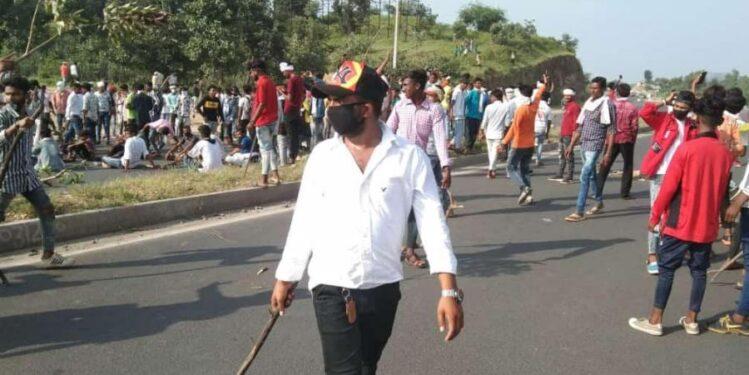 tribals of Rajasthan ST quota Dungarpur jobs reservation naxalism