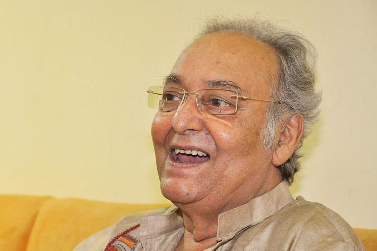 soumitra chatterjee film actor cinema