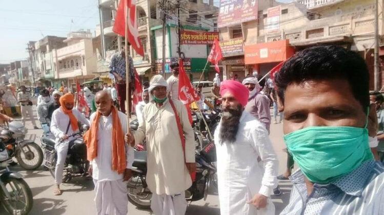 भारत बंद किसान आंदोलन और चुनाव बंगाल असाम पंजाब हरयाणा उत्तर प्रदेश राजस्थान