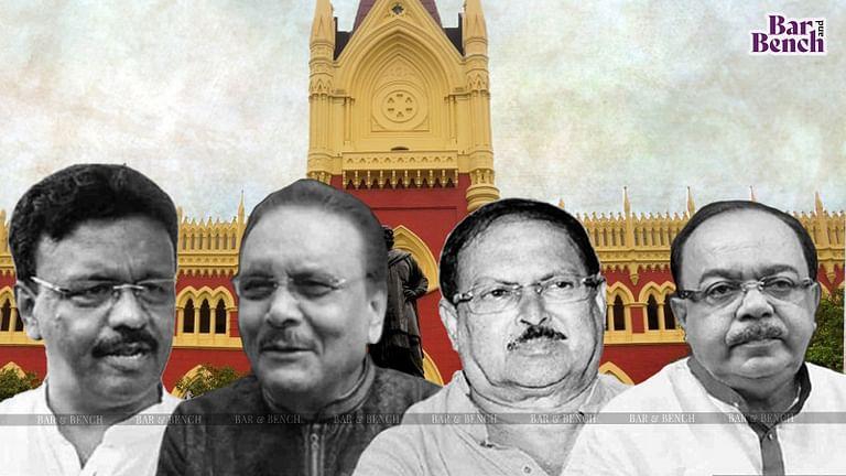 narada case hearing cbi Calcutta high court supreme court west bengal