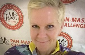 Suzanne Merritt's story of how cycling helped her fight breast cancer