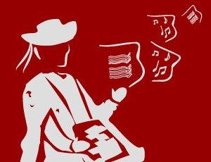 Création graphique pour le site : kan.bzh