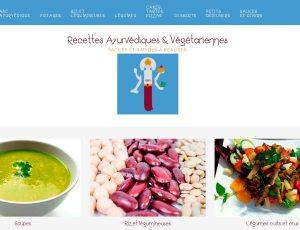 Site web recettes