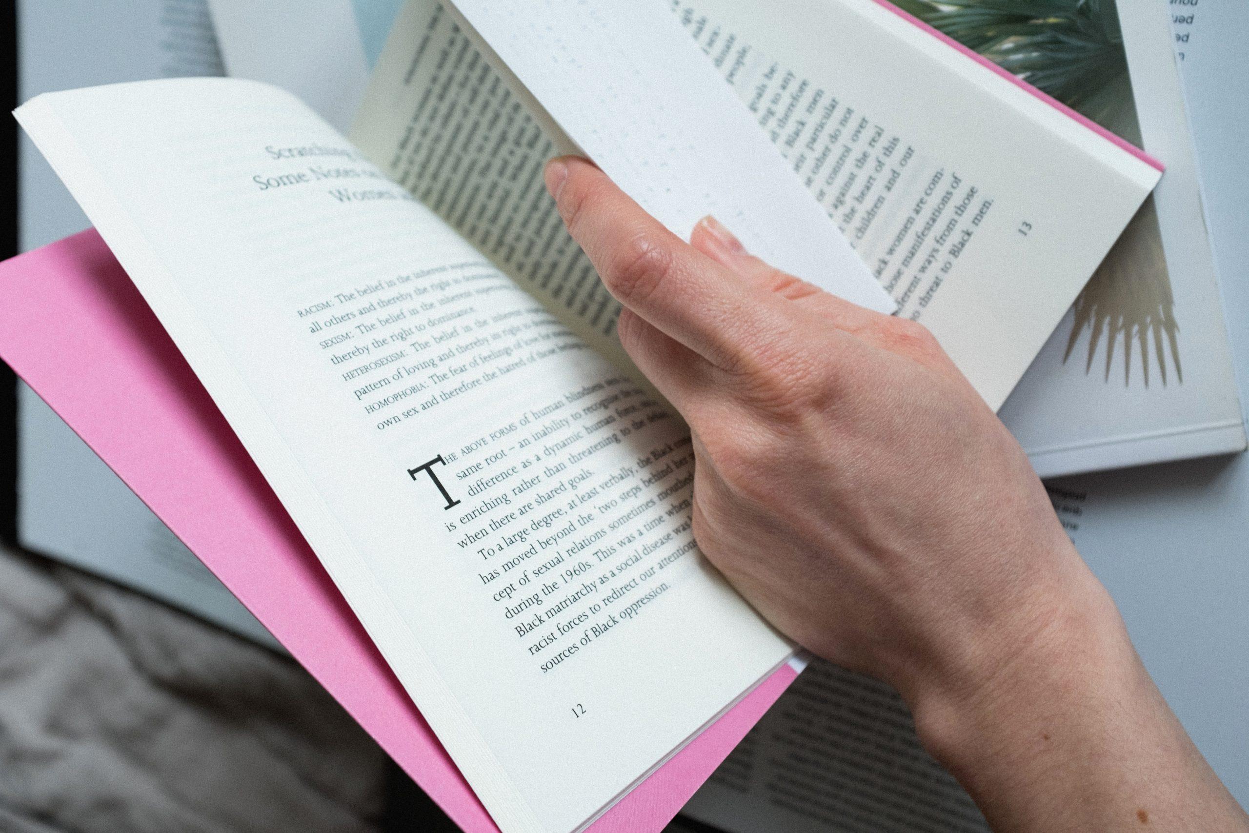 Même les livres ont une odeur, l'avez-vous déjà sentie ?