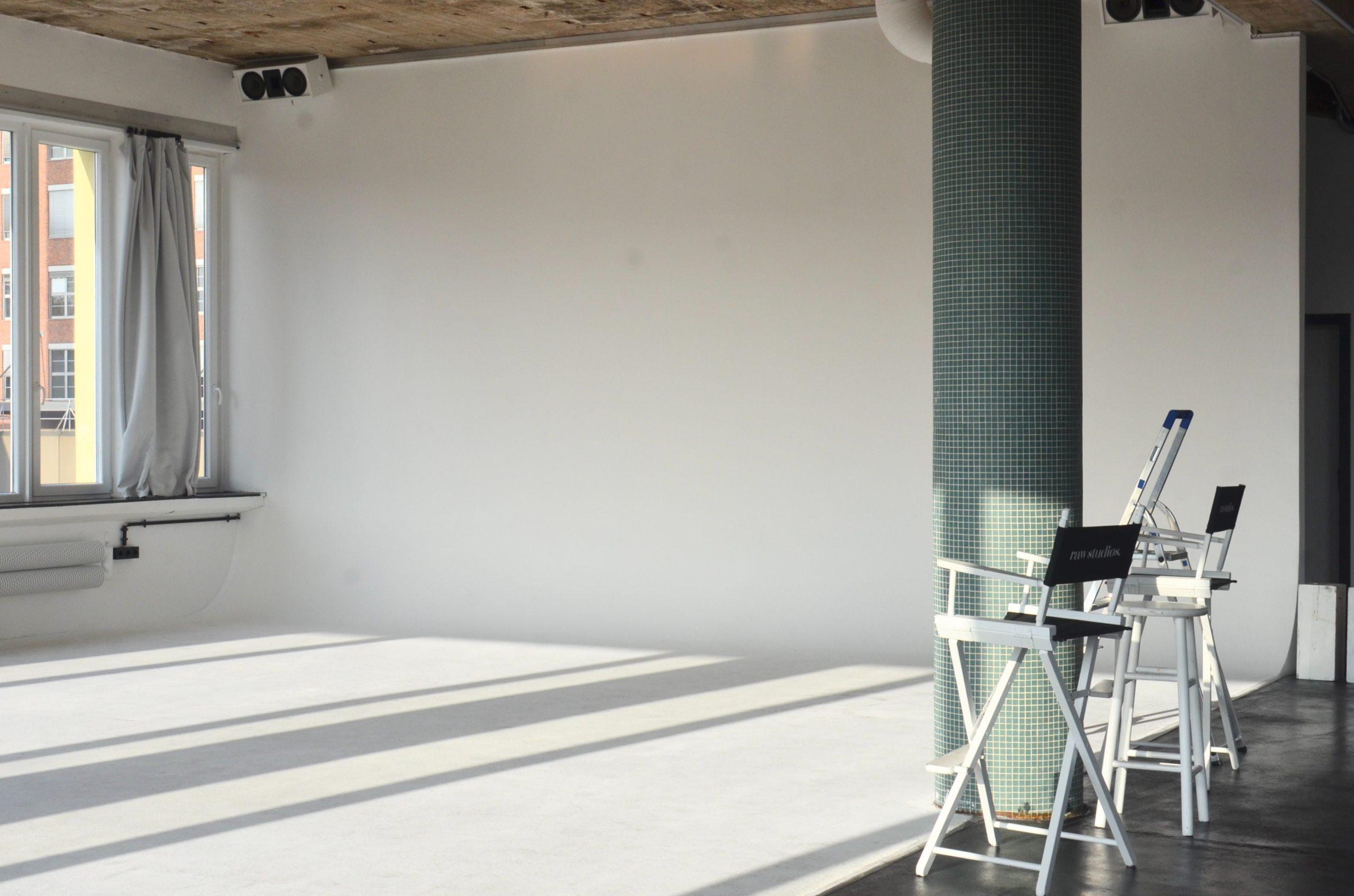 Pour commencer à se créer un espace personnel, un repaire, il faut faire table rase de tout et partir d'une pièce vide.
