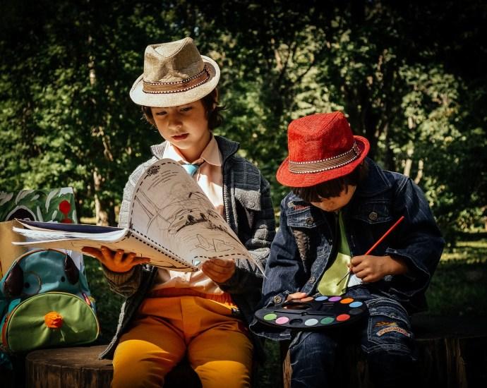 Charlotte MASON - L'éducation avec et par la nature