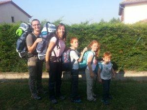 notre famille en mode routard : enfants et sac-à-dos