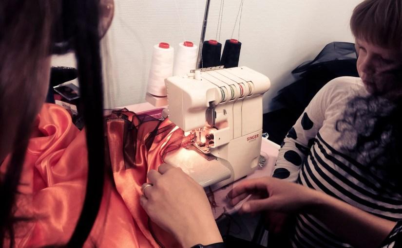 Stages de création couture pour enfants (vacances de la Toussaint 2017)