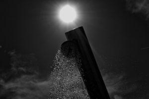 hypersensibilité eau salée