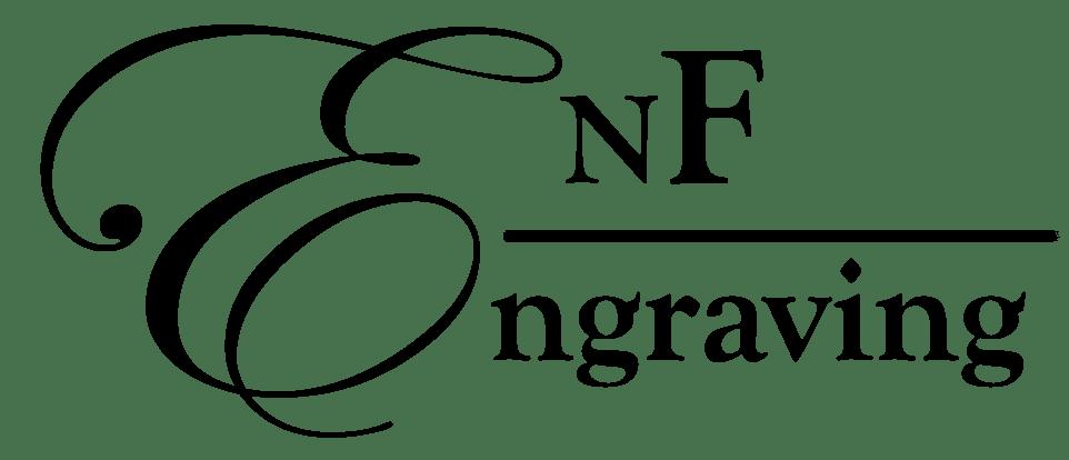 EnF Engraving Logo