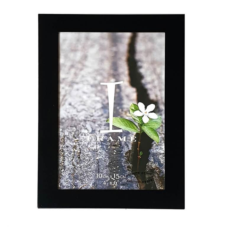 Black I-Frame Photo Picture frame