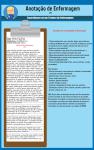 Anotação de Enfermagem em UTI
