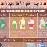 Desinfecção de Artigos Hospitalares