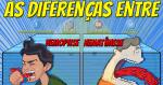 Hemoptise VS Hematêmese: As diferenças