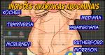 Tipos de Incisões Cirúrgicas Abdominais