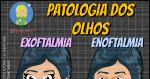 Patologia dos Olhos: Exoftalmia e Enoftalmia