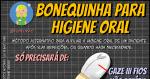 Bonequinha para Higiene Oral: Como montar?
