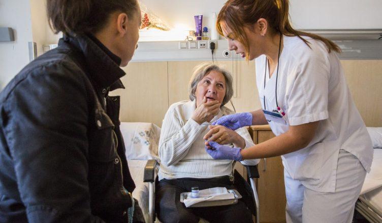diagnóstico comunitario de enfermería relacionado con diabetes