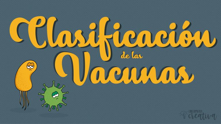 Clasificación de las vacunas_portada