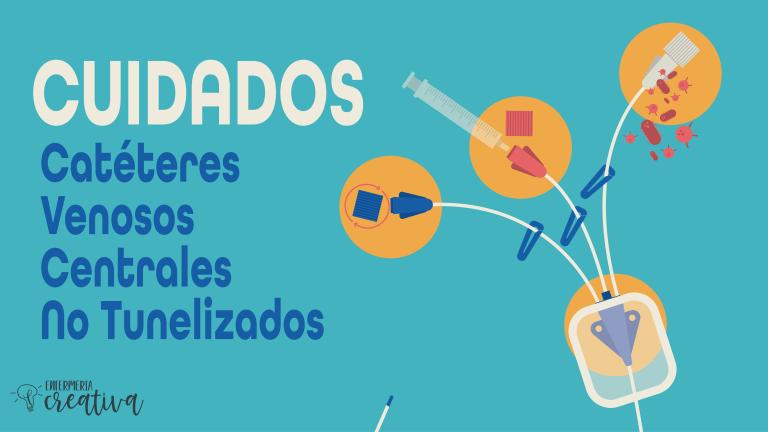 Cuidados_Catéteres Venosos Centrales No Tunelizados_portada