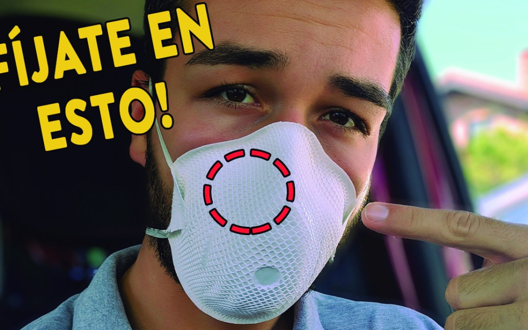 ¿Cómo utilizar una mascarilla o respirador FFP1, FFP2, FFP3, N95, N99, N100?