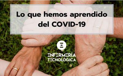 Lo que hemos aprendido del COVID-19