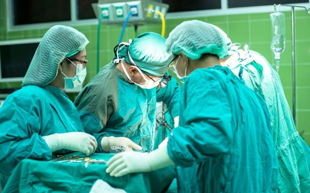 31 de diciembre, una Nochevieja de hospital