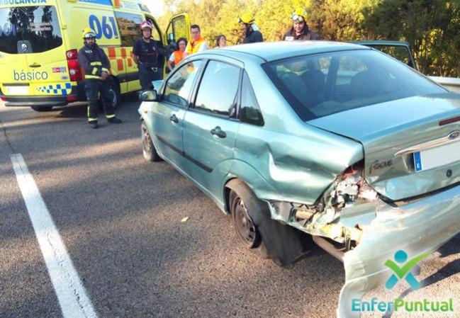 Ambulancia Coche Accidente