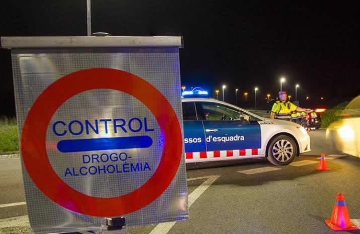 Control Alcohol Mossos