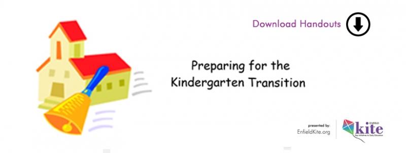Download Kindergarten materials here