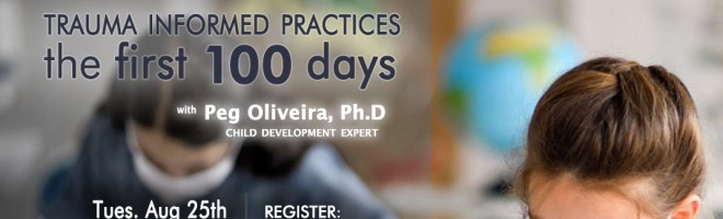 KITE PD: Trauma Informed Practice – the first 100 days