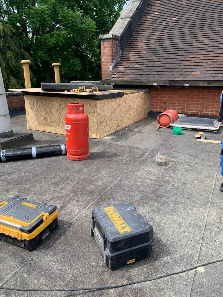 Solving Flat Roof Problems