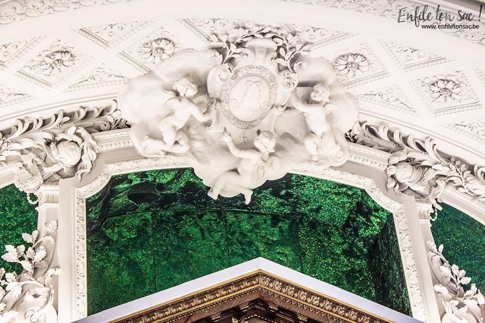 exposition palais bruxelles Visite du palais royal de Bruxelles   update dates 2016