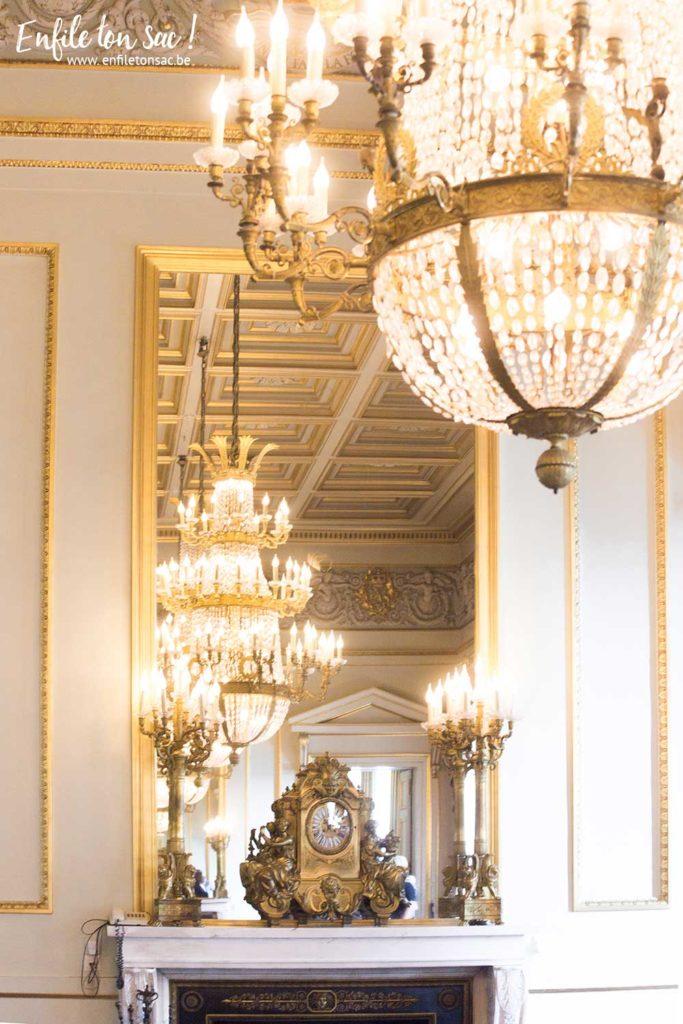 interieur palais royal bxl 683x1024 Visite du palais royal de Bruxelles   update dates 2016