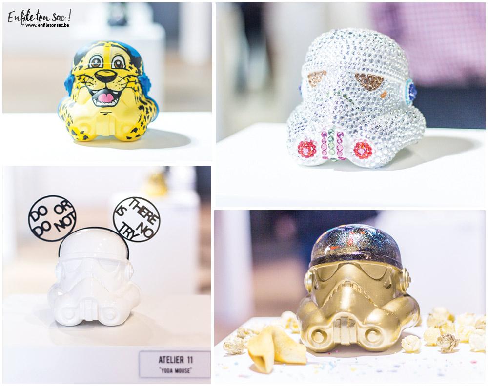 blog board e001 Star Wars Legion Belgique, quand les artistes belges réinterprètent le casque de Stormtrooper