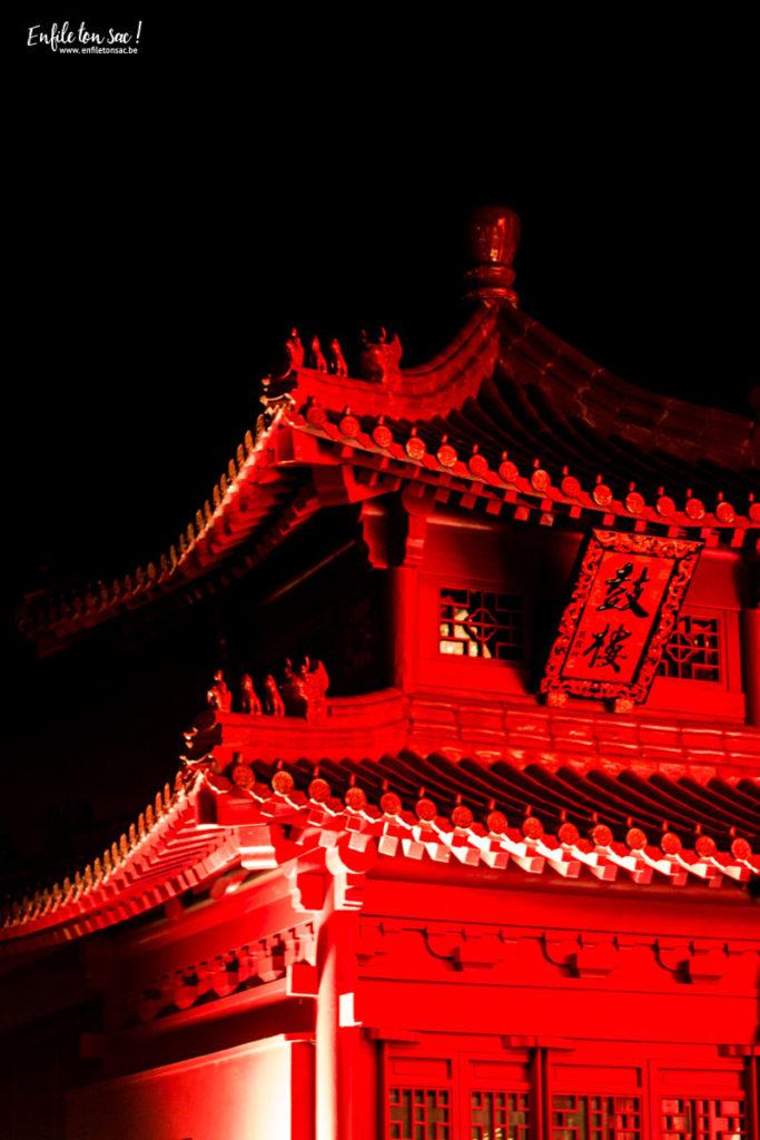 pairi daiza chinois 683x1024 Les estivales de Pairi Daiza,  le parc ouvert jusquà 23h   dates, tarifs,info et programmes.